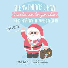 mr wonderful: llega la Navidad
