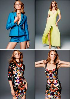 Here's The H&M Lookbook For Exclusive Conscious Collection, 2012  ~2