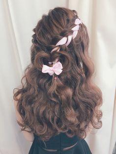 1番可愛く!銀座「FIX-UP」奥村さんのヘアアレンジが可愛すぎる♡   HAIR
