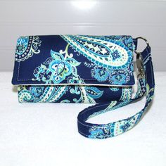 Cell Phone, Smart Phone, Wallet, Wristlet with card holder