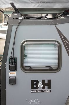 With the support of my friends at B&H Photo I have now outfitted the trailer with a 100w solar panel from Goal Zero. You can read all about this upgrade in a post on my blog: http://ift.tt/2A7VcTh