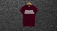 Imagine Dragons Tshirt by StresTenan on Etsy