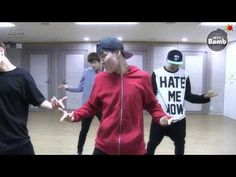 [BANGTAN BOMB] when BTS was practicing the showcase - YouTube