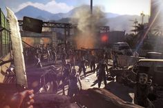 Dying Light - PS3, PS4, Xbox 360, Xbox One and PC