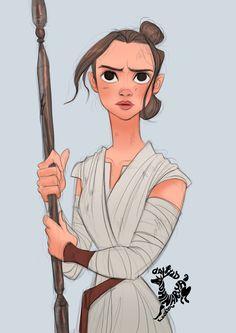 Star Wars fan arts, David Adhinarya Lojaya on ArtStation at https://www.artstation.com/artwork/rXPo2