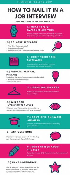 How to nail it in a job interview (awesome tips to get your dream job)!How to nail it in a job interview (awesome tips to get your dream job)! All the best tips for how to be successful in your job interview. Job Interview Preparation, Interview Skills, Job Interview Questions, Job Interview Tips, Job Interviews, Interview Clothes, Interview Dress, Interview Weakness Answers, Preparing For An Interview