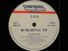COD 'In The Bottle' (Emergency 1983) *posted by Hip Hop Fusion
