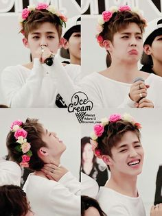 Seungcheol | Seventeen. One Piece  ring. Seriously. This guy just might be my new bias.