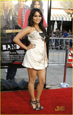 Vanessa Hudgens Boosts Bandslam