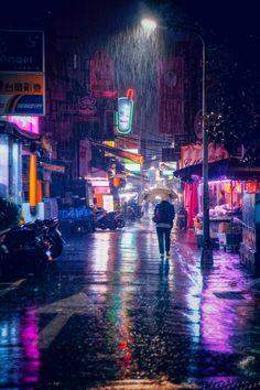 Downpour by Hanson Mao(毛延延)