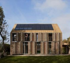 Passive House / Karawitz Architecture | ArchDaily