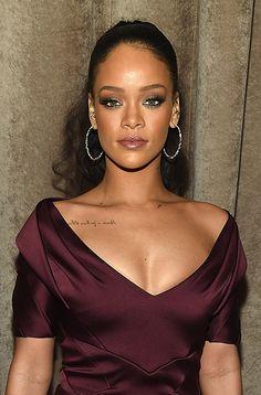 Rihanna's Best Beauty Looks Ever
