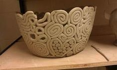 Art with Ms. Lloyd: 8th Grade Ceramics-Coil Bowls