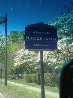 Hackensack, NJ in New Jersey