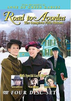 ROAD TO AVONLEA presents the Canadian children's television series based on the beloved children's book THE GOLDEN ROAD, by Lucy Maud Montgomery. Young Sara Stanley lives a comfortable life in excitin