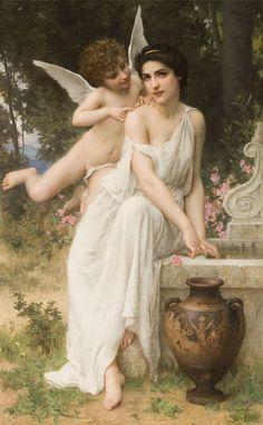 Greek Paintings, Classic Paintings, Romantic Paintings, Rennaissance Art, Baroque Art, Renaissance Paintings, Victorian Art, Classical Art, Angel Art