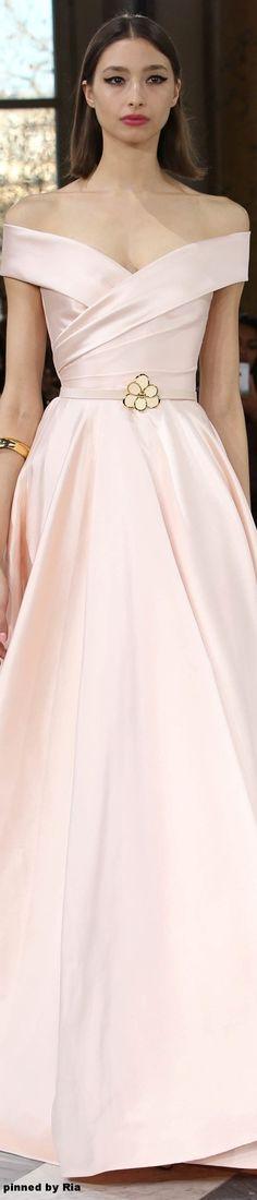 George Hobeika Spring 2016 Couture l Ria