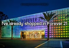 One of my favorite clothes stores.