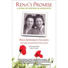 Rena's Promise: A Story of Sisters in Auschwitz at Bas Bleu | UK1762