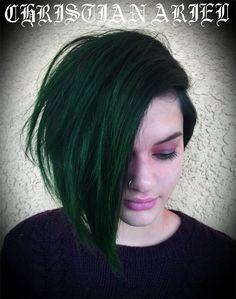Pravana Norske Skoggrønn (Norweigan Forest Green) Hair