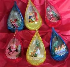 Image Search Results for vintage christmas ornaments