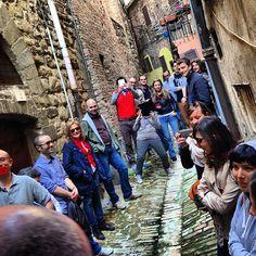 """Via della Viola, zona densissima di toponomastica interessante. Via del Topo (dovrebbe chiamarsi Via dei Topi), Via del Prospetto (c'era il bordello """"chic"""" di Perugia, l'Italia, prima della Legge Merlin), Via dell'Orizzonte (prima si vedeva l'orrizonte)!"""