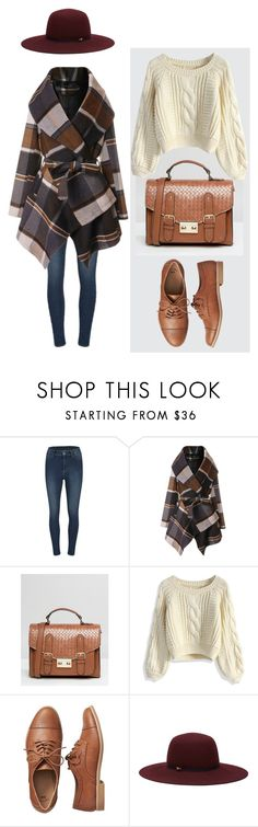"""""""Autumn look"""" by keepfashion92 ❤ liked on Polyvore featuring Cheap Monday, Chicwish, ASOS, Gap, Ted Baker, college, everyday, autumn, oxford and brogues"""
