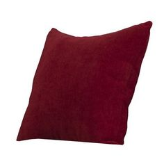 "Siscovers Alexa Pillow Size: 16"", Color: Fuchsia"