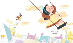 Kirkus Reviews: Mary Blair (I Can Fly)