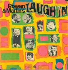 Rowan & Martin's Laugh In