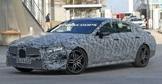 New Mercedes CLS Will Be A Car For James Bond, While GT 4 For Jason Bourne, Says Boss #AMG #Concepts