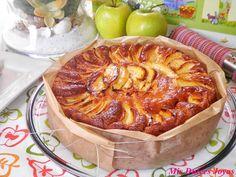 Mis Dulces Joyas: Bizcocho de manzana
