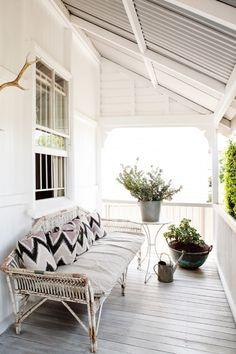 stripes Beach House Dreaming With Kara Rosenlund | Block Print Social