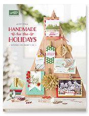 Stampin' Up! 2015 Holiday Catalog. Dawn Olchefske Stampin' Up! Demonstrator