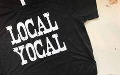 Local Yocal by HarpoGraphics on Etsy