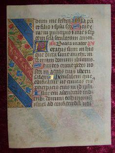 Diaries of a Manuscript Junkie
