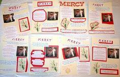 Shower of Roses: Little Flowers Girls Club ~ Mercy