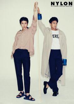 Vixx Leo and Ravi Seoul, Ravi Vixx, Jellyfish Entertainment, Handsome Boys, Boy Groups, Youtube, Normcore, Strong, Photoshoot