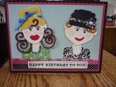 Snappy Dressers by lbl - Cards and Paper Crafts at Splitcoaststampers