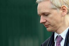 Where is Julian Assange?