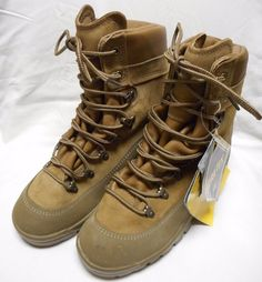 BELLEVILLE MCB 950 GORE-TEX COMBAT HIKER BOOTS, NEW WITH TAGS, SIZE 9.5 R #Belleville #COMBATHIKER