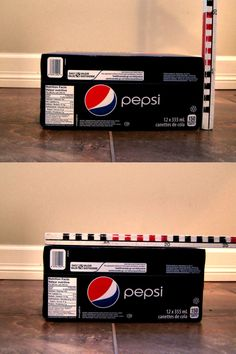 Coke and Pepsi-best packaging. Surface Area vs Volume activity