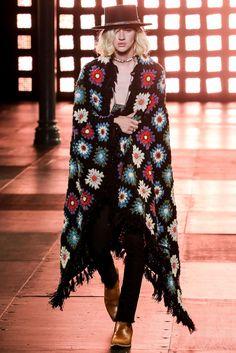 Saint Laurent Spring 2015 Menswear Fashion Show