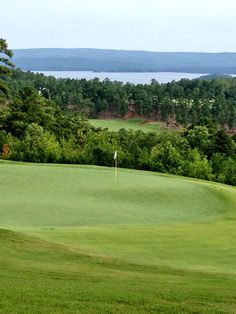 the course at the alotian club, just west of little rock, arkansas