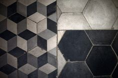 black and white Floor Patterns, Textures Patterns, Floor Ceiling, Tile Floor, Interior Architecture, Interior And Exterior, Interior Blogs, French Interior, Floor Finishes
