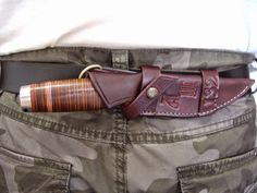 Cool MOB knife sheath