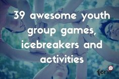 All the best youth group games in one place!