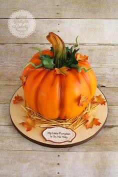Thanksgiving Mini Cake