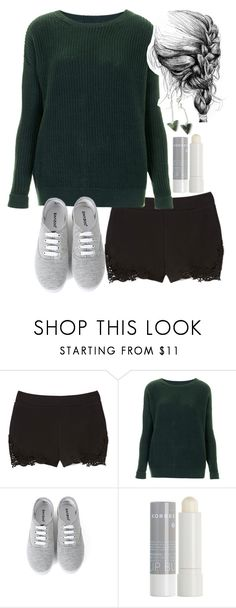 """""""Allison Argent inspired lazy day outfit"""" by xzozebo ❤ liked on Polyvore featuring Forever 21, Topshop and Korres"""