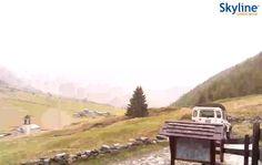 Live Cam #Stelvio National Park. #Italy #Travel #Livecam